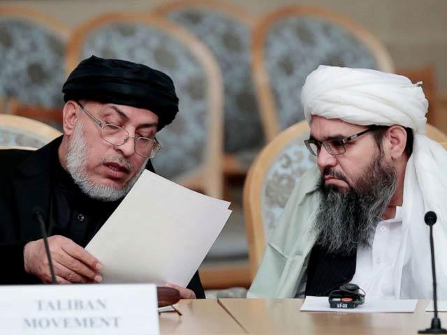 قطر میں امریکا اور طالبان کے درمیان مذاکرات ہوچکے ہیں۔ فوٹو: فائل