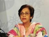 بھارت میں جان بوجھ کر پاکستان مخالف جذبات کو ہوا دی جارہی ہے، تہمینہ جنجوعہ فوٹو: فائل