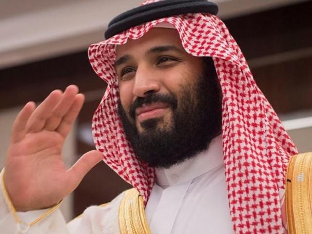 ولی عہد کی سعودی عرب میں مقیم 25 لاکھ پاکستانیوں کا خصوصی خیال رکھنے کی یقین دہانی (فوٹو: فائل)