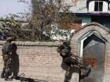 جھڑپ میں بھارتی فوج کا میجر اور 3 اہلکار بھی ہلاک ہوئے۔ فوٹو : بھارتی میڈیا