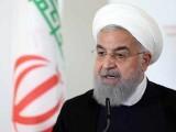 مشرق وسطیٰ میں امن کے لیے صرف مسلم ممالک کردار ادا کرسکتے ہیں۔ حسن روحانی فوٹو : فائل
