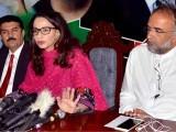 حکومت نے اپوزیشن کو وفاق کا حصہ نہیں سمجھا، شیری رحمان۔ فوٹو:فائل