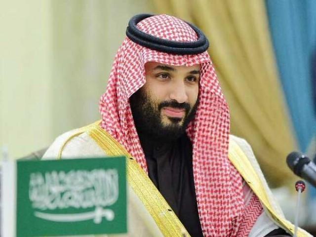 جو سمجھوتے ہوئے یہ صرف شروعات ہے اور مستقبل میں مزید سرمایہ کاری کریں گے، محمد بن سلمان فوٹو:فائل