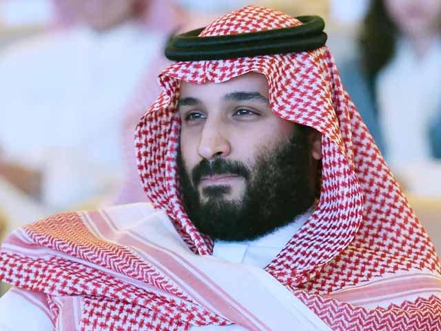 شہزادہ محمد بن سلمان کے لیے وزیراعظم ہاؤس میں روایتی عربی ناشتے کا بندوبست کیا گیا تھا۔ فوٹو : فائل