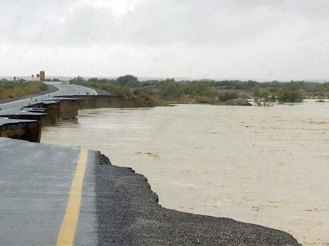 'پی ڈی ایم اے' نے صورتحال کے پیش نظر صوبے بھر میں الرٹ کردیا۔ فوٹو: فائل