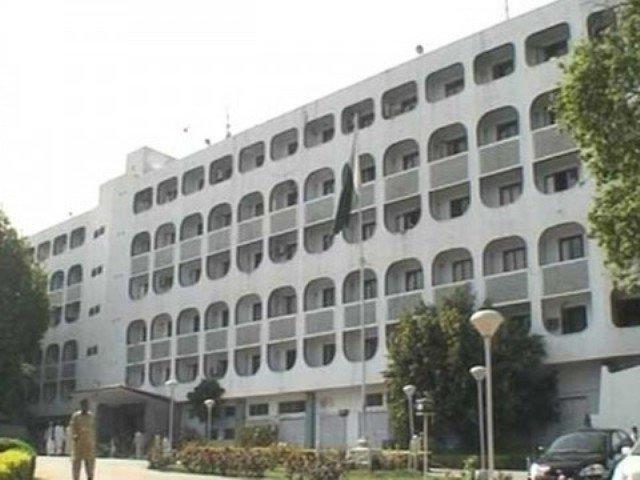 ہم پر جنگ مسلط کی گئی تو پاکستان مناسب جواب دے گا، ترجمان دفتر خارجہ فوٹو:فائل