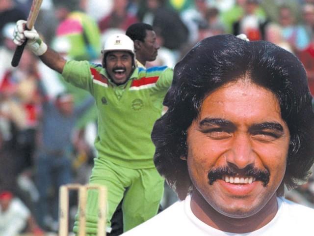 پاکستان کے لیجنڈری بیٹسمین کو ایک نامور آسٹریلوی کھلاڑی کا دلچسپ و منفرد نذرانہ ِعقیدت۔ فوٹو: فائل