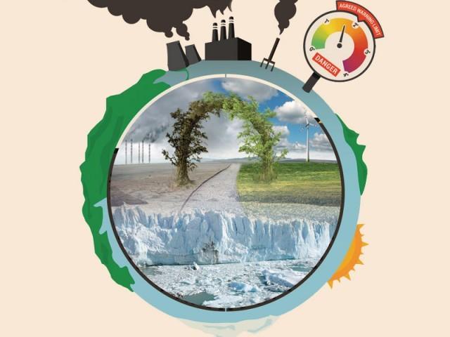 بدلتے موسم پاکستان سمیت دنیا بھر میں کیا اثرات مرتب کر رہے ہیں؟ فوٹو:فائل