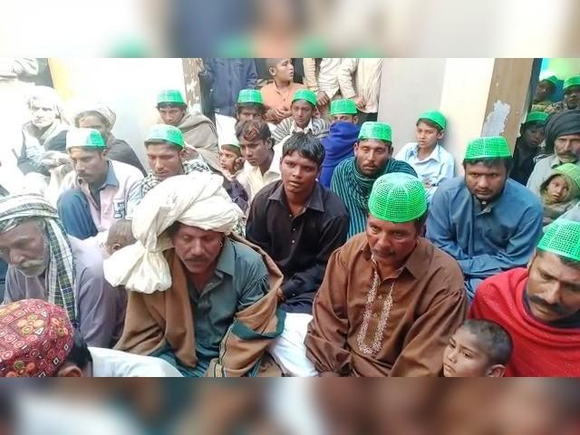 پاکستان کې یوه اوونۍ کې دوه سوه عیسویان مسلمانان شول