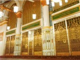 آپؓ نے اسلام کے ابتدائی دور میں انتہائی سخت حالات کو بڑی جاں فشانی سے برداشت کیا۔ فوٹو: فائل