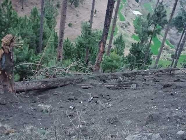 ایف آئی آرمیں نامعلوم بھارتی پائلٹس کو ملزم قراردیا گیا ہے : فوٹو: فائل