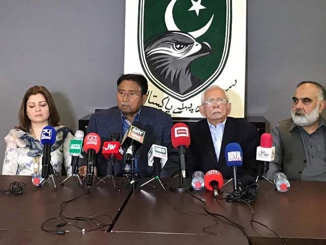 پاکستان میں سابق صدر پرویز مشرف کی طرح صہیونی جعلی ریاست اسرائیل کےلیے ہمدردیاں رکھنے والے عناصر موجود ہیں۔ (فوٹو: انٹرنیٹ)