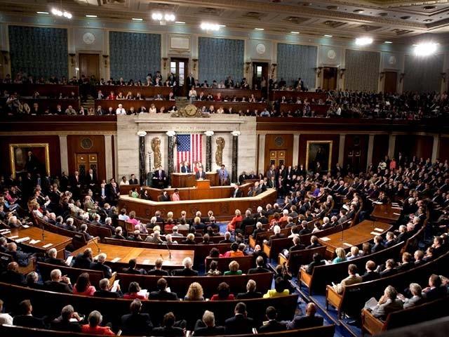 امریکا میں پہلی بار نیشنل ایمرجنسی سرکاری طور پر مسترد ہوئی ہے، امریکی سینیٹر چک شومر۔ فوٹو: فائل