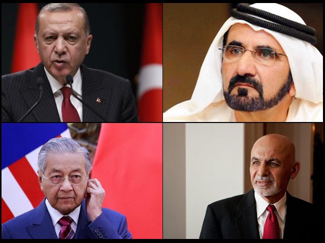 مسلم ممالک نے دہشت گرد کے خلاف سخت کارروائی کا مطالبہ کیا۔ فوٹو : فائل