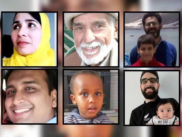 سفاک قاتل کے حملے میں 6 پاکستانی بھی شہید ہوئے جب کہ 3 پاکستانی لاپتہ ہیں۔ فوٹو : ٹویٹر