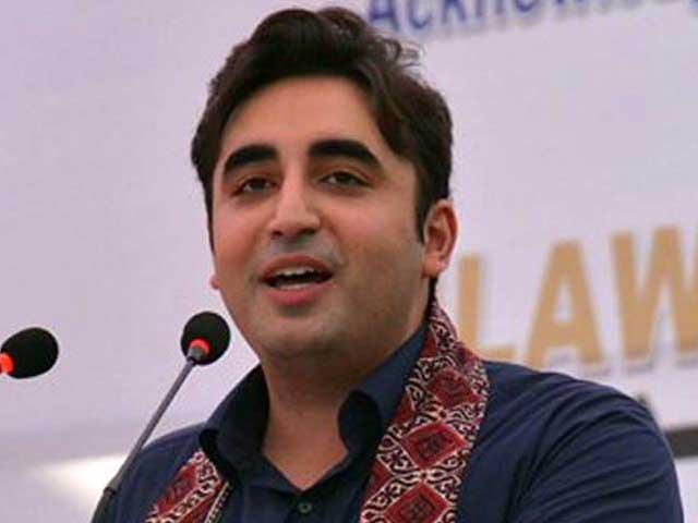 عمران خان اسمبلی میں میرے آنے سے خوف زدہ تھے، بلاول بھٹو (فوٹو: فائل)
