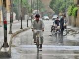رواں موسم سرما میں کئی برسوں کے بعد بلوچستان میں بھرپور بارشیں اور برفباری ہوئی ہے فوٹو: فائل