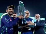 میچ نیشنل اسٹیڈیم کراچی میں کھیلا گیا، فوٹو: ٹویٹر