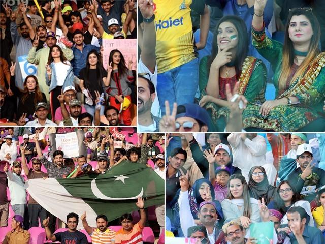 پاکستان سپر لیگ کے چوتھے ایڈیشن نے سری لنکن ٹیم کے حملے کے بعد لگنے والے داغ کو دھو ڈالا