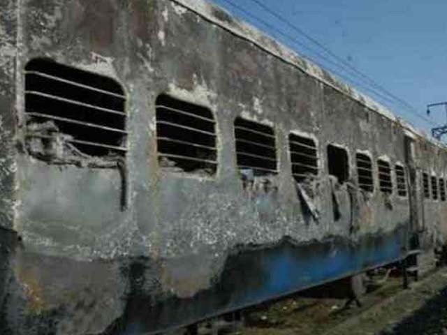 سمجھوتا ایکسپریس دھماکے میں 68 افراد ہلاک ہوئے تھے جن میں اکثریت پاکستانیوں کی تھی۔ فوٹو : فائل