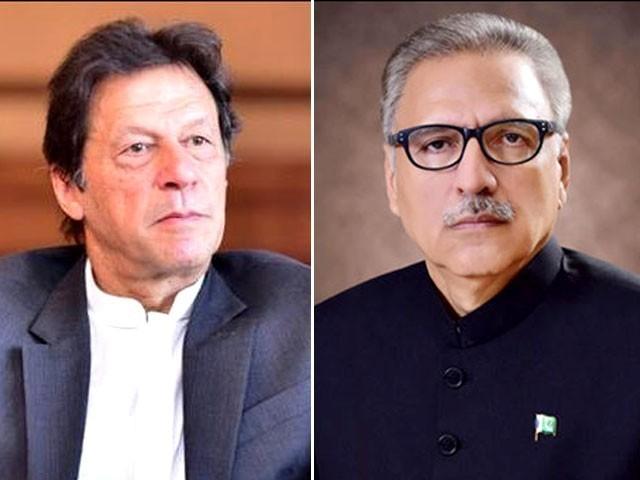 پاکستان نے غیر معمولی چیلجنز کا سامنا کیا اور سرخرو ہوا، صدر پاکستان۔ فوٹو : فائل