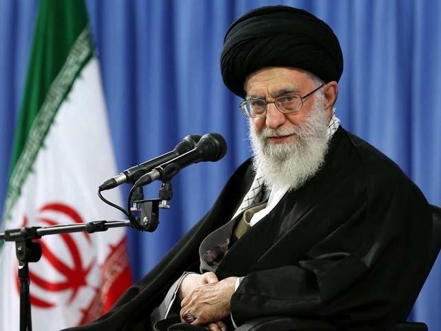 ایران اپنے دفاع کو مضبوط کرنے کا پورا حق رکھتا ہے۔ علی خامنہ ای فوٹو : فائل
