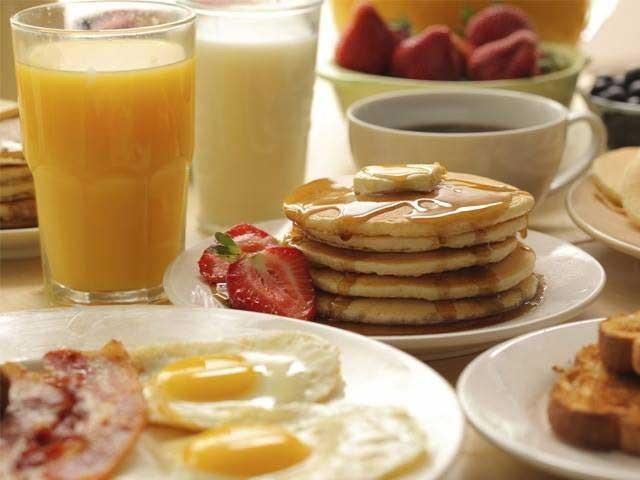 1607400 breakfast 1553681979 830 640x480 - توانائی سے بھرپور ناشتہ صحت مند دل کی ضمانت
