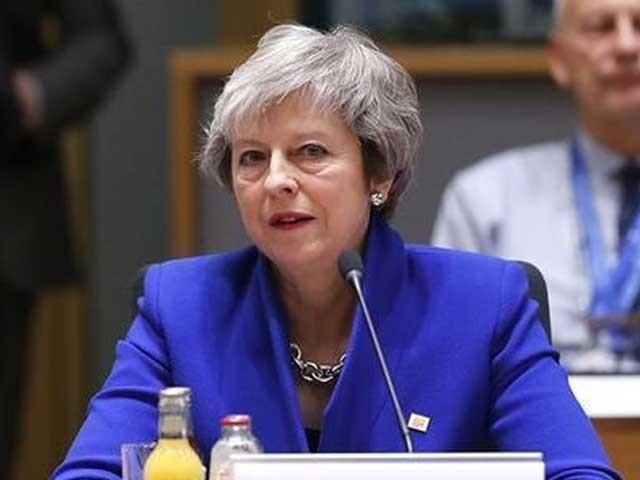 برطانیہ نے 29 مارچ کویورپی یونین سے علیحدہ ہونا تھا لیکن تھریسامے نے کچھ وقت مانگا تھا، 12 اپریل کو اس حوالے سے اہم فیصلہ متوقع ہے، ذرائع۔ فوٹو: فائل