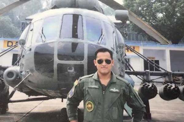 India Pilot
