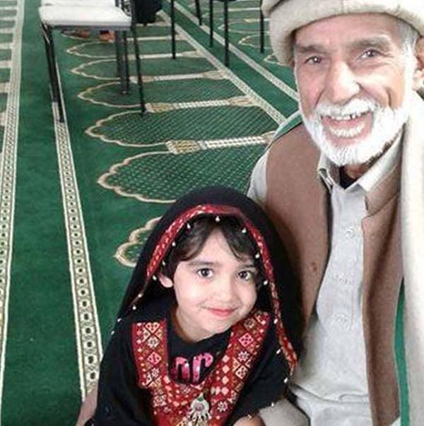 افغان نژاد داؤد نبی سب سے پہلے نمازی تھی جن کی شہادت کی تصدیق ہوئی۔