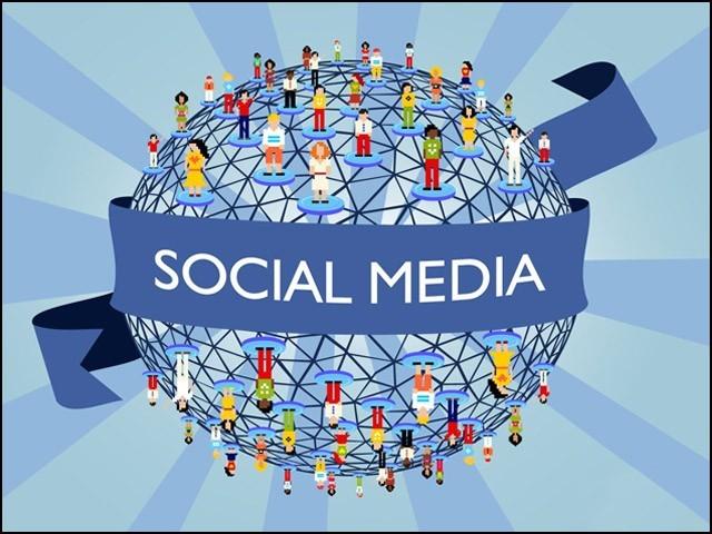 صارفین سے گزارش ہے کہ برائے کرم سوشل میڈیا کو سوشل ہی رہنے دیجئے۔ (فوٹو: انٹرنیٹ)