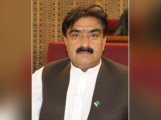 الیکشن کمیشن نے محمد خان طور کو 63 ون ایف کے تحت نااہل کیا۔ فوٹو : فائل