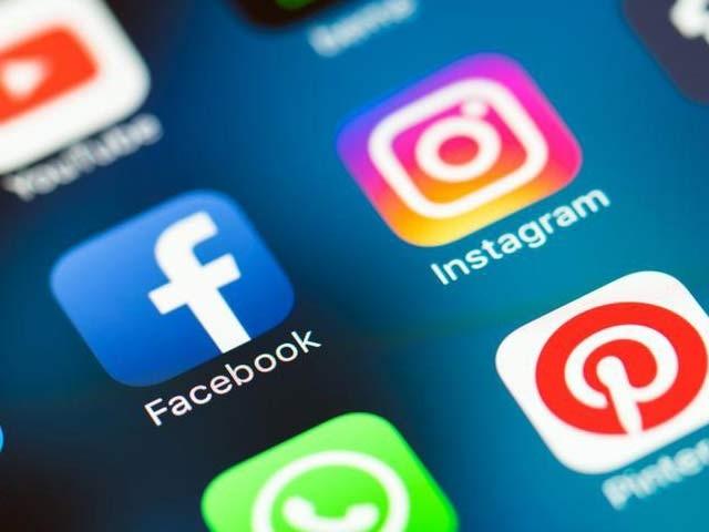 یورپ اورامریکا سمیت ایشیا کے مختلف ممالک میں صارفین کوسوشل میڈیا سروسز استعمال کرنے میں دشواری ہے، خبرایجسنی۔ فوٹو:فائل