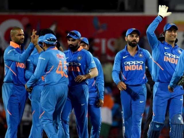 ورلڈ کپ میں بھارت کا پہلا مقابلہ جنوبی افریقا سے 5 جون کو ہوگا فوٹو:فائل