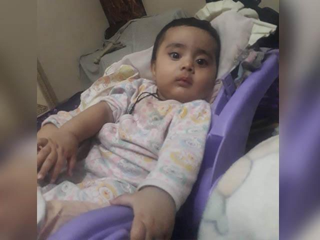 واقعے کا مقدمہ ہمارے مرضی سے درج نہیں کیا گیا، بچے کے والد کا بیان۔ فوٹو:ایکسپریس