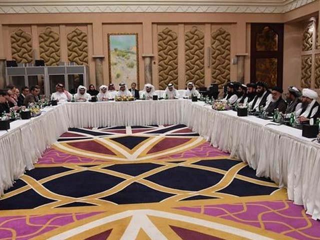 کابل حکومت نے امن مذاکرات کے لیے 50 خواتین سمیت 250 افراد کی فہرست مرتب کی ہے۔ فوٹو : فائل