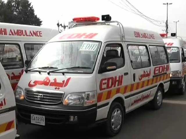 لاشوں کو قریبی اسپتال منتقل کردیا گیا ہے۔ فوٹو: فائل