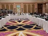 طالبان اور افغان حکومت کے درمیان 20 اور21 اپریل کو قطر میں مذاکرات ہونے تھے فوٹو:فائل