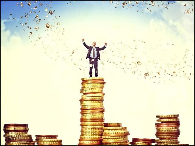 کیا میں اور حکومت کبھی امیر ہوں گے یا وقت کا پہیہ ہمیشہ یونہی ایک ہی دائرے میں گھومتا رہے گا۔ (فوٹو: انٹرنیٹ)