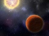 سیارے کو TESS کی مدد سے ڈھونڈا گیا جس کی جسامت تصدیق PFS نے کی۔ فوٹو : ناسا