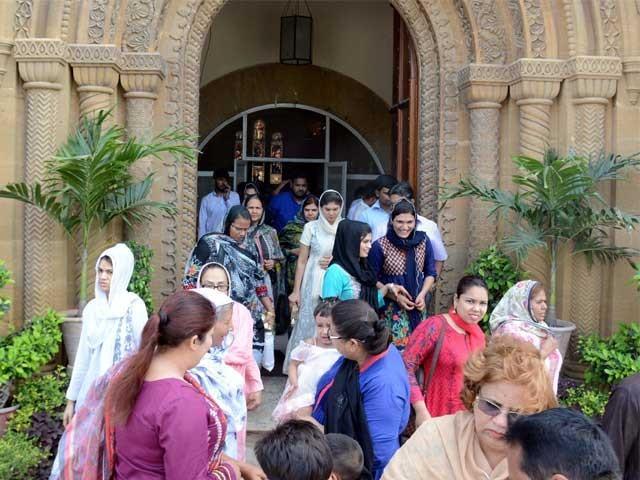 دنیا کو بتانا چاہتے ہیں کہ پاکستان میں اقلیتیں کتنی محفوظ ہیں، پادری سرفراز
