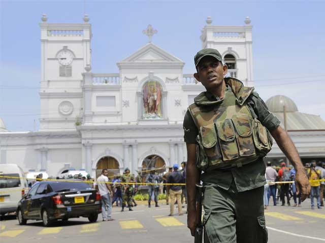 تمام خود کش بمبار سری لنکا کے شہری تھے، ترجمان فوٹو : فائل