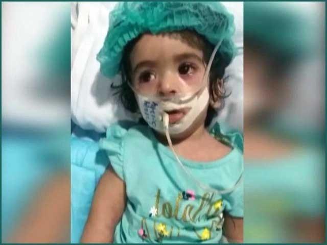 بچی کو پوٹاشیم کلورائڈ کا غلط انجیکشن لگایا گیا، رپورٹ۔ فوٹو:فائل