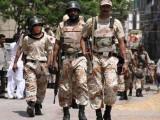 گرفتار ملزمان ٹارگٹ کلنگ ٹیم کے ممبرسمیت 12 مئی2007 کو فائرنگ میں ملوث رہے ہیں، ترجمان رینجرز: فوٹو: فائل