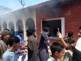 گرفتار افراد نے 2 روز قبل بی ایچ یو پر حملہ کرکے املاک کو نقصان پہنچایا تھا، پولیس۔ فوٹو : فائل