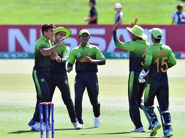 قومی انڈر 19 کرکٹ ٹیم جنوبی افریقا کا دورہ کرے گی، ترجمان پی سی بی۔ فوٹو : فائل