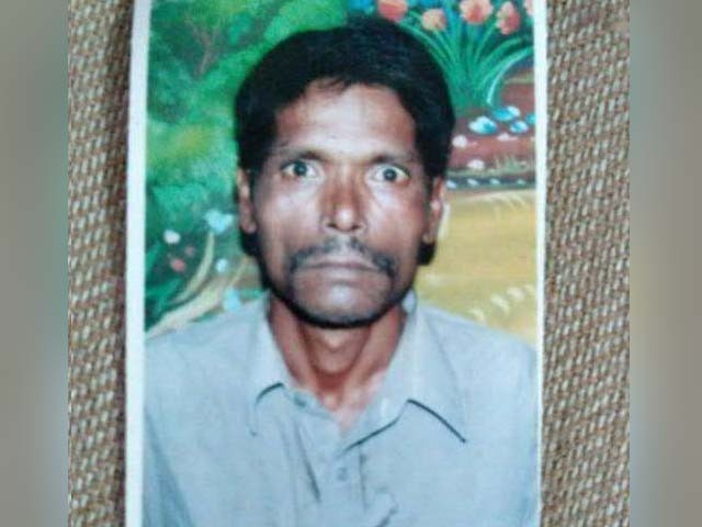 ماہی گیر محمد سہیل کو 02 اکتوبر 2016 کو بھارتی فورسزنے گرفتار کیا تھا۔ فوٹو:ایکسپریس