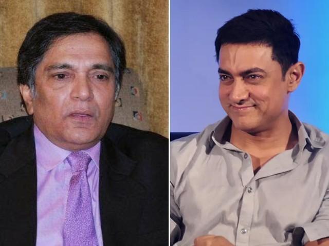 اداکار معین خان حیرات انگیز اور با صلاحیت اداکار تھے، عامر خان۔ فوٹو: فائل
