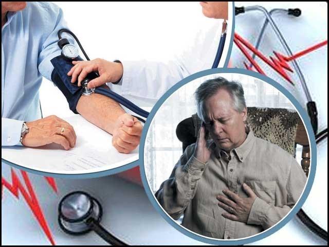طبی ماہرین کا ایک گروہ بلڈ پریشر کو لاعلاج مرض قراردیتاہے، غذائی ماہرین(نیچروپیتھ) یہ نظریہ تسلیم نہیں کرتے۔ فوٹو: فائل