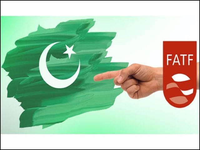 ایف اے ٹی ایف بظاہر پاکستان کو غیر ضروری بوجھ اتارنے کےلیے موقع فراہم کررہا ہے۔ (فوٹو: انٹرنیٹ)